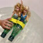 Barca lui Barbie