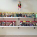 Cum organizăm jucăriile copilului?